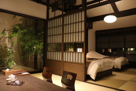 來去鄉下住一晚:用宗日本色古民家