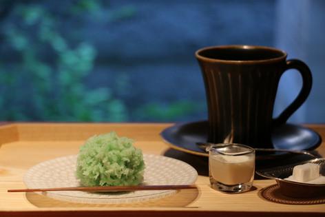 京都 愛咖啡更勝抹茶
