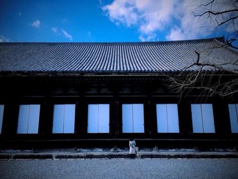四招拍出京都氣氛好照片