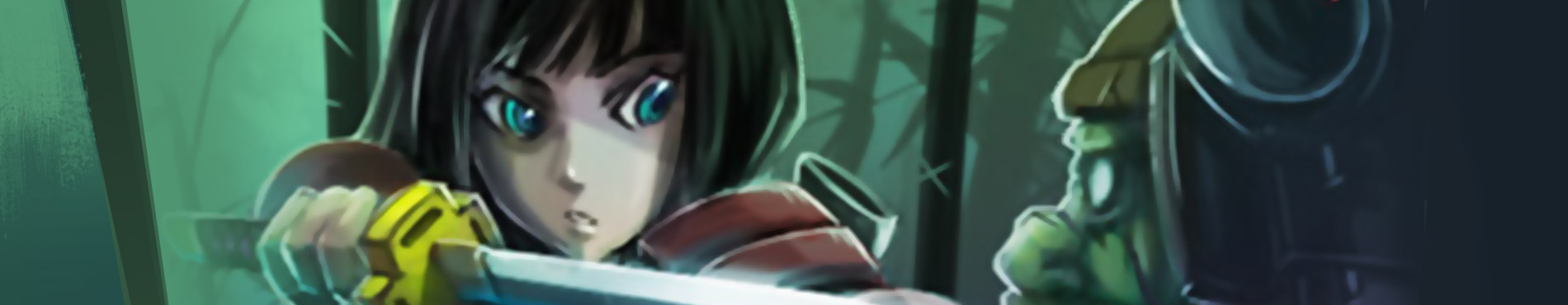 Samurai sword destiny_Banner
