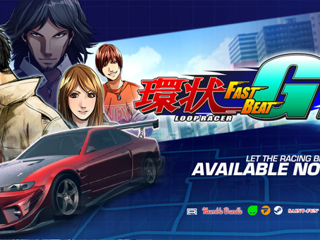 FAST BEAT LOOP RACER GT Available Now
