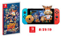 Bubsy: Paws on Fire! Lights Up Switch and the eShop on August 29th