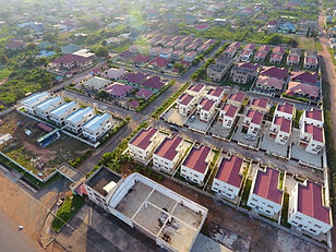 Gardens Aerial View