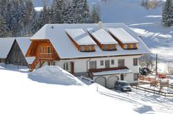 Neubau mit 2 Ferienwohnungen