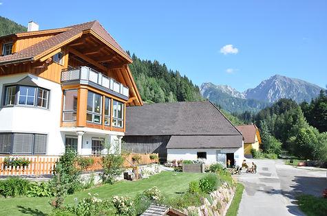 Sommer am Ferienhof Hintergrabenbauer
