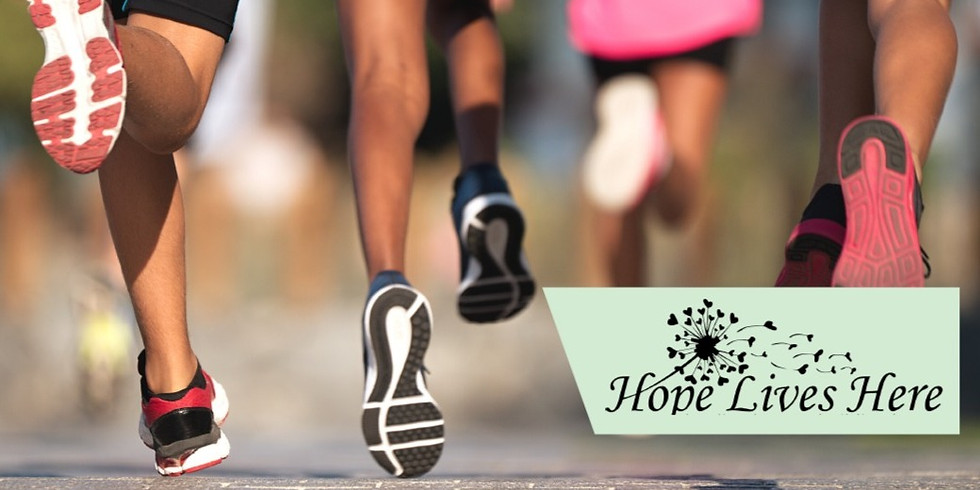 Hope Lives Here 5k Run   Walk To Remember, presented by Tracey Fiorelli, JMRE ~REALTOR®