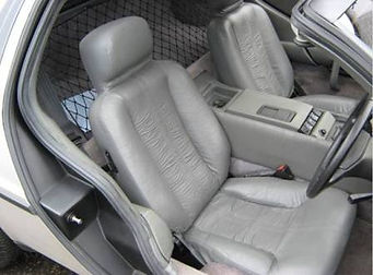 PJ Grady Europe Right Hand Drive Seat Covers