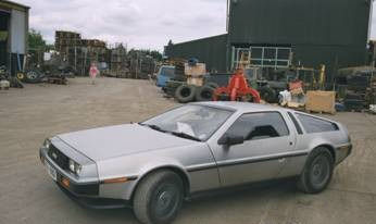 Chris Nicholson. PJ Grady Europe. Deloreans Cars For Sale