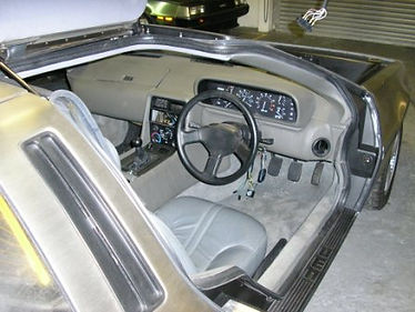 PJ Grady Europe RHD Interior