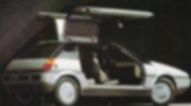 Chris Nicholson. PJ Grady Europe. Delorean cars For Sale