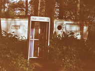 phone booth (Longview, Washington)