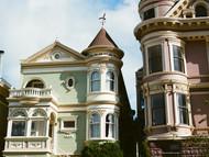 painted lady (San Francisco, California)