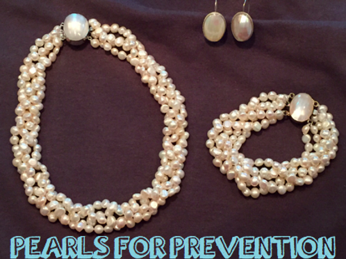 Pearls for Prevention - 1 Raffle Ticket