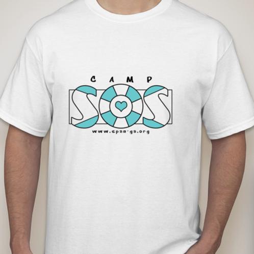 SPAN-GA's CAMP SOS T-Shirt