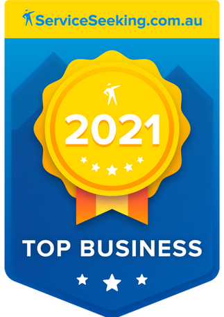 WON TOP BUSINESS AWARD 2021