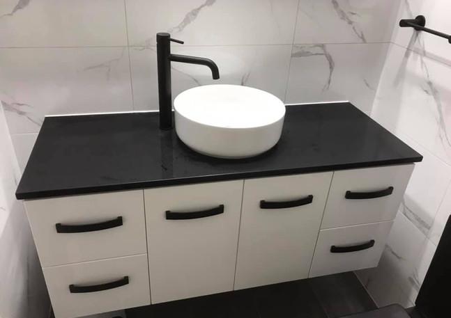 vanity installs