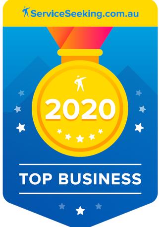 2020 TOP BUSINESS AWARD