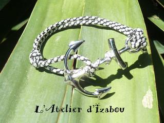 2ème ado, deuxième bracelet personnalisé !