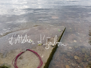 Mélange de douceur comme l'eau qui coule dans la Saône et un petit côté Rock !