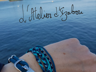Mes bracelets voyagent... en Bretagne !
