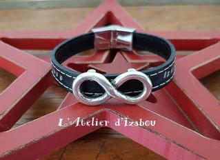 Voici le bracelet choisi par la gagnante du dernier concours !
