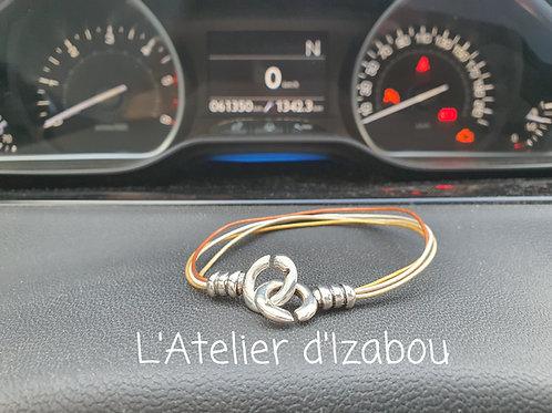 Bracelet menottes !