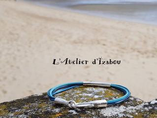 Mes bracelets voyagent sur le #bassindarcachon
