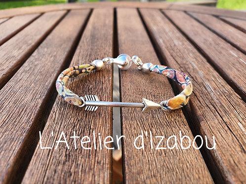 Bracelet flèche liberty