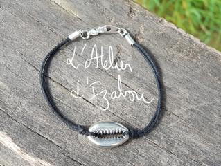 Léger et estival, cette gamme de bracelets coquillages !
