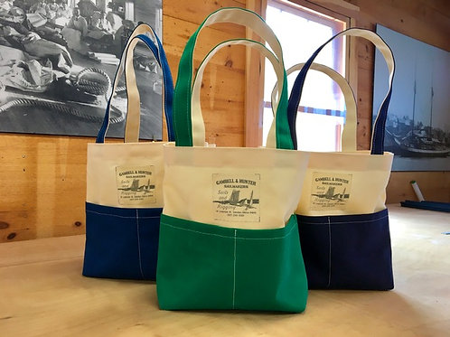 Clipper Cloth Tote Bags