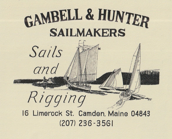 Gambell and Hunter Logo