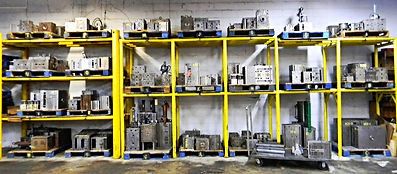 Myco Plastic, Inc. Mold Storage