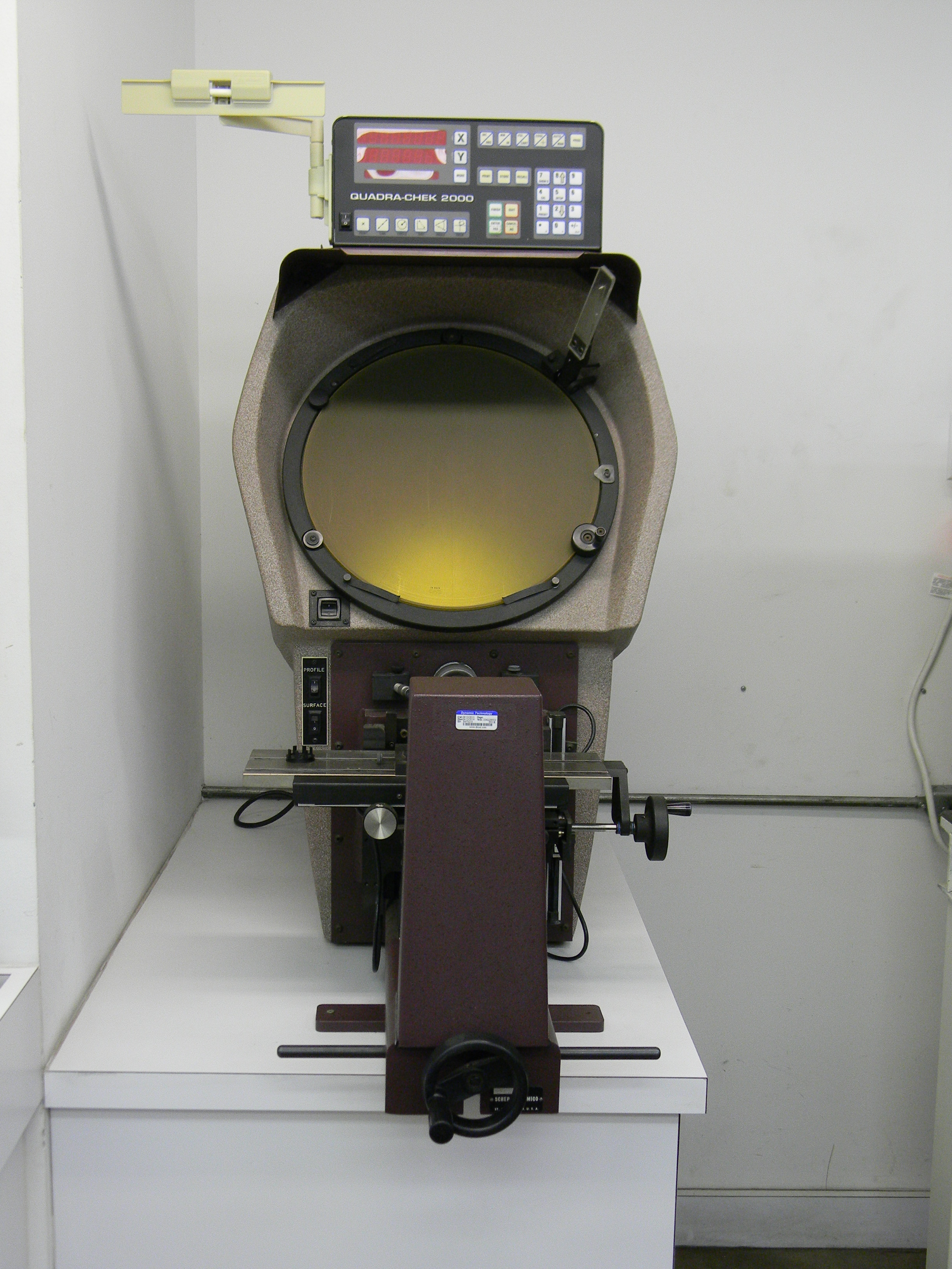 Optical Comparator