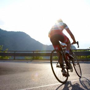 Corrida e Ciclismo