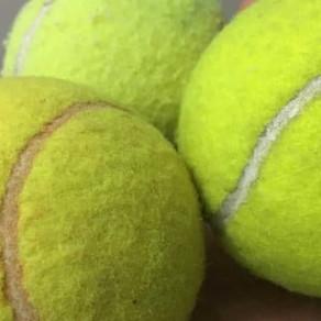 Por que tenistas escolhem as bolas