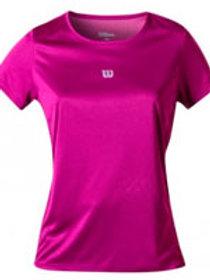 Camiseta Feminina Dry Fit da Wilson