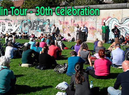 Kryon Berlin Tour & Seminar                30th Anniversary of the Fall of the     Berlin Wall