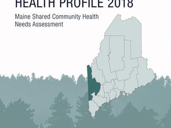 2018 Oxford County Health Profile