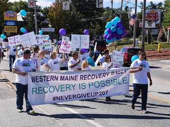 Untangling Substance Use in Western Maine - Opportunities for Solidarity