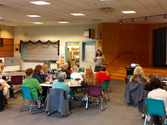 Recapping our Fall Gathering: Public Health Advocacy 101 Training