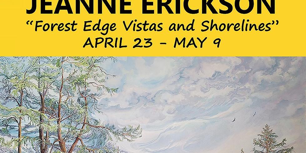 Forest Edge Vistas and Shorelines / JEANNE ERICKSON