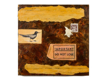 """""""Letters from distant place"""" Diane Laronde"""