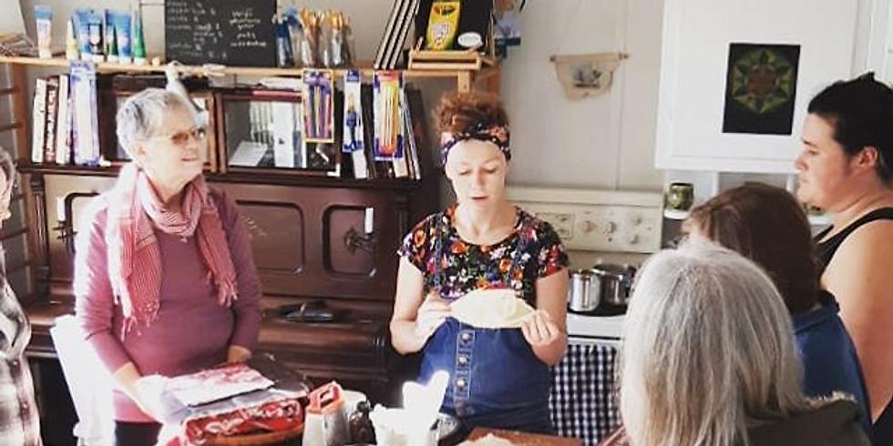 Beeswax Food wrap making Workshop