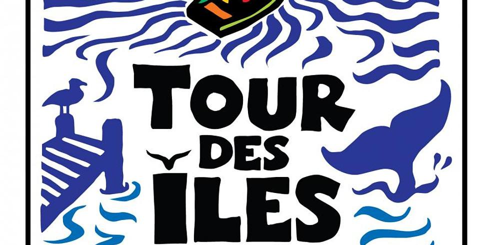 Tour Des Iles Yellowhouse Leg