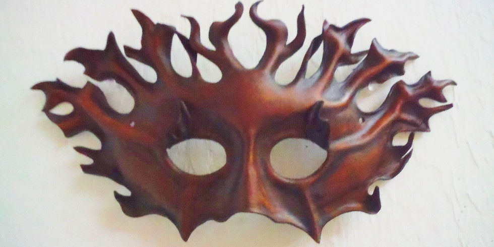 Leather Mask Making Class
