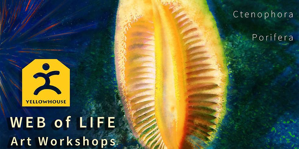 Web of  Life art Workshops Part 1