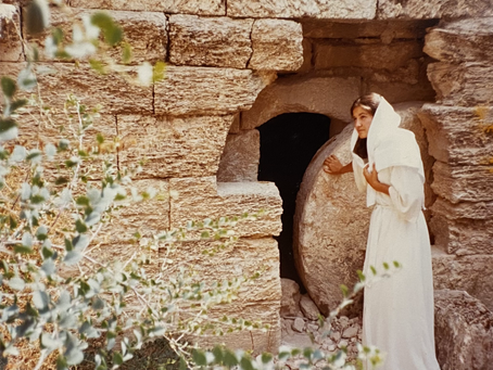 Study Abroad and Easter