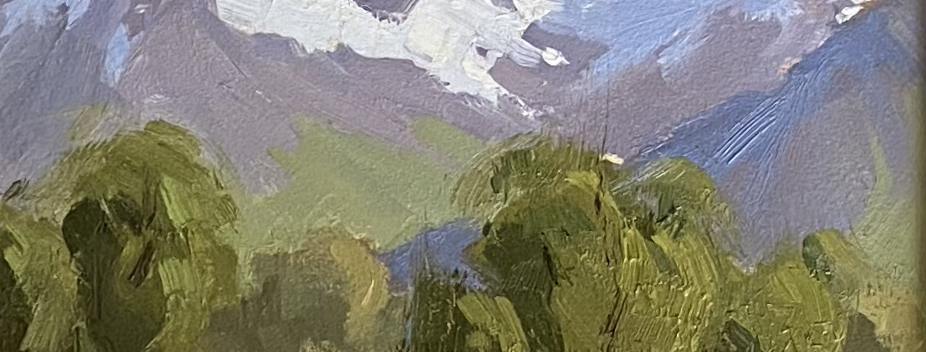Mountains and Trees 2