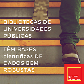 Revistas Científicas - A Ciência do Marketing