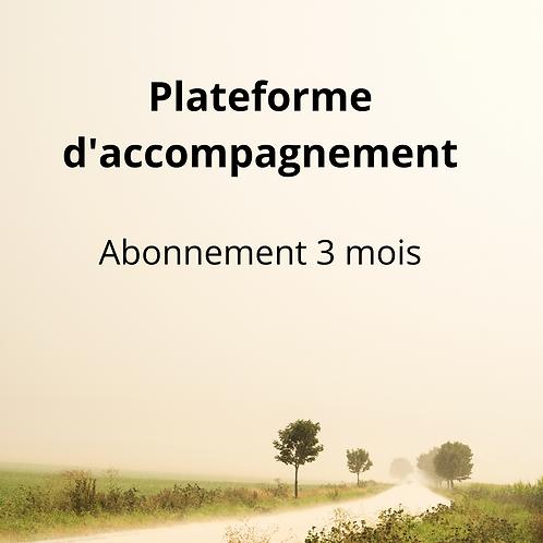 Membership de 3 mois Plateforme holistique